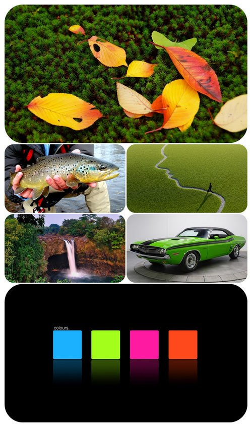 Beautiful Mixed Wallpapers Pack 484