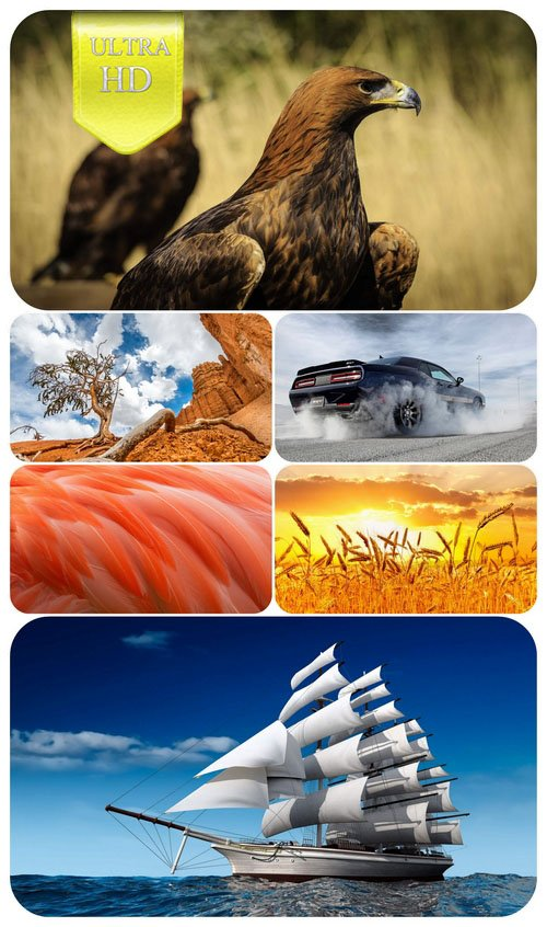 Ultra HD 3840x2160 Wallpaper Pack 144