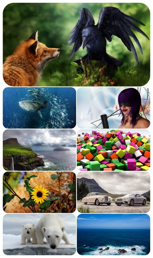Beautiful Mixed Wallpapers Pack 494