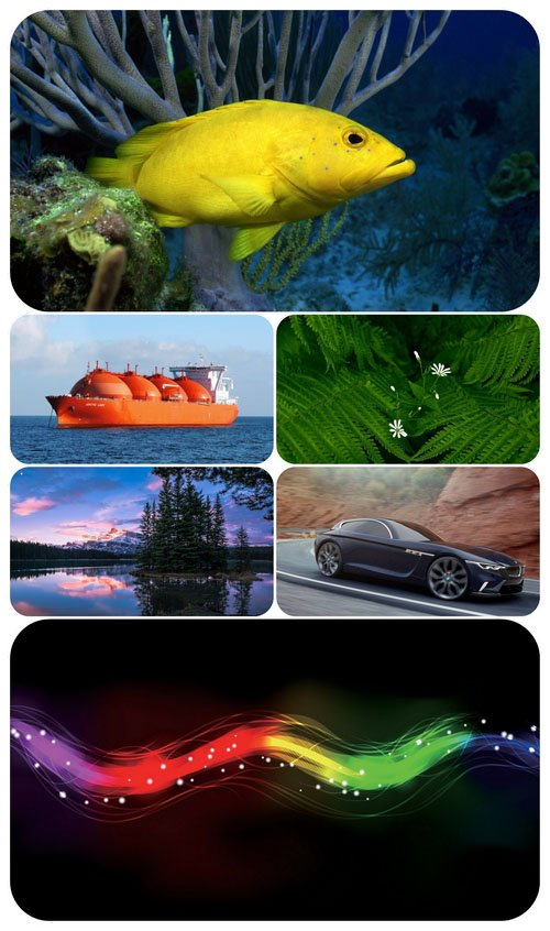 Beautiful Mixed Wallpapers Pack 499