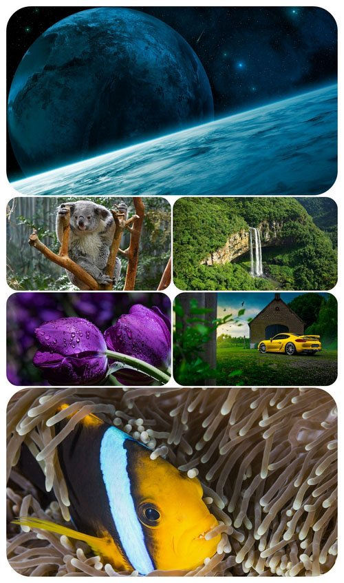 Beautiful Mixed Wallpapers Pack 506
