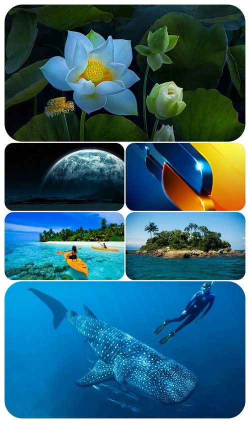Beautiful Mixed Wallpapers Pack 507