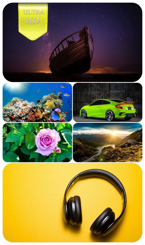 Ultra HD 3840x2160 Wallpaper Pack 152