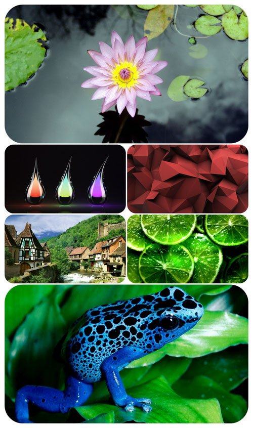 Beautiful Mixed Wallpapers Pack 516