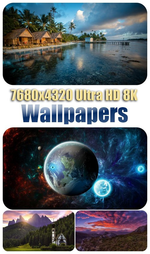 7680x4320 Ultra HD 8K Wallpapers 62