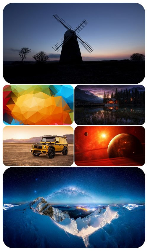 Beautiful Mixed Wallpapers Pack 522