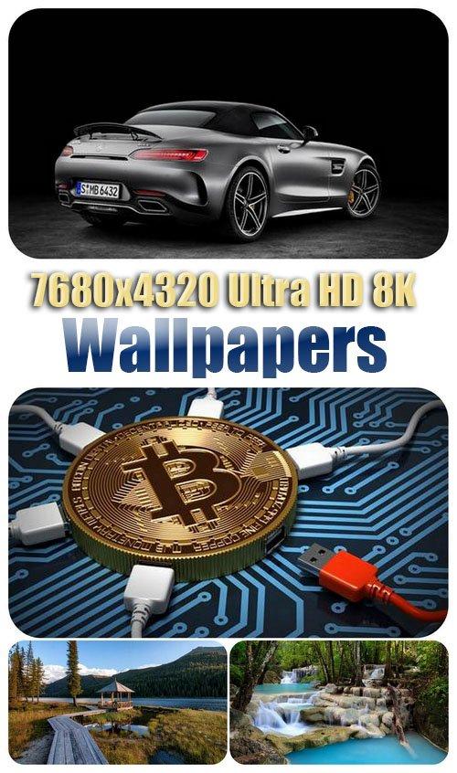 7680x4320 Ultra HD 8K Wallpapers 64