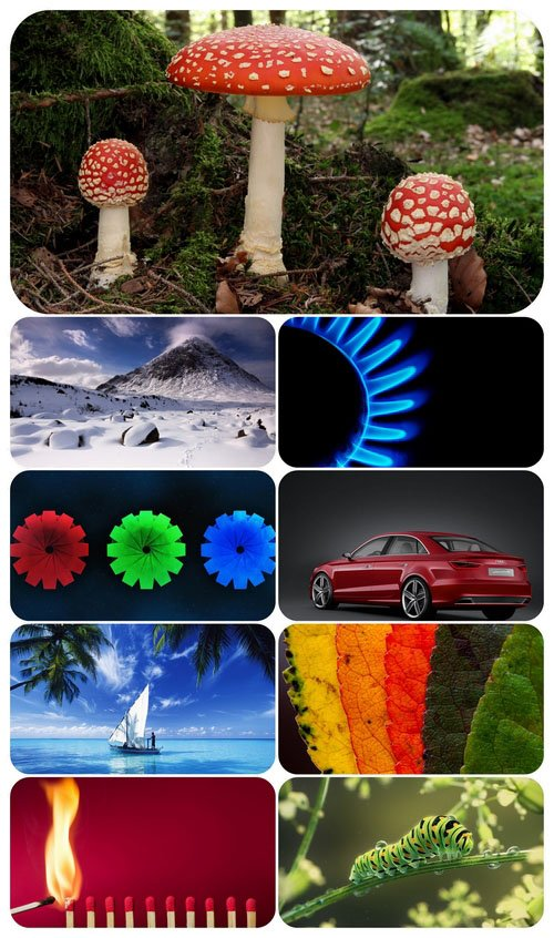 Beautiful Mixed Wallpapers Pack 530