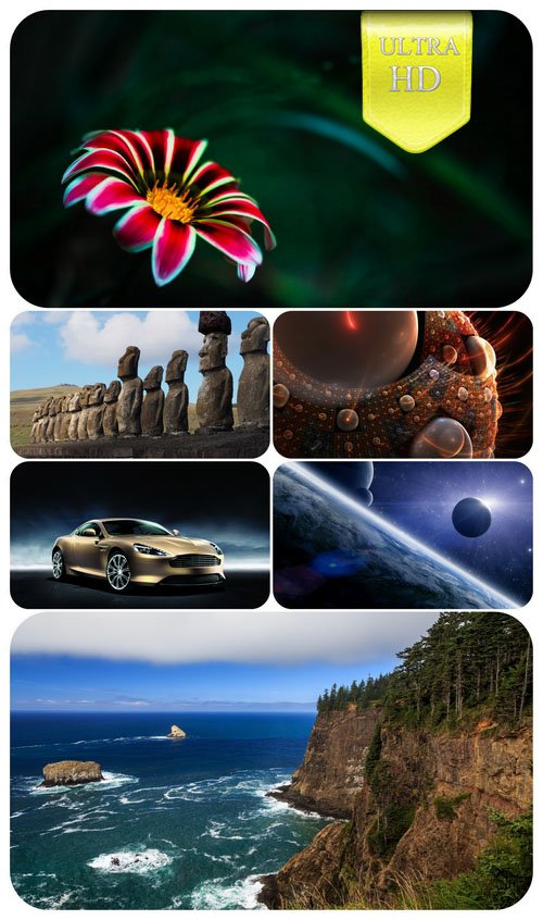 Ultra HD 3840x2160 Wallpaper Pack 163