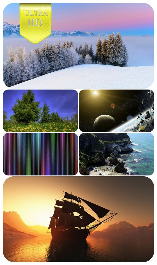 Ultra HD 3840x2160 Wallpaper Pack 164