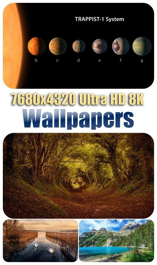 7680x4320 Ultra HD 8K Wallpapers 67