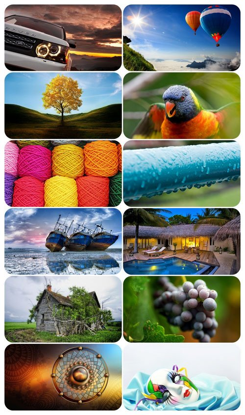 Beautiful Mixed Wallpapers Pack 550
