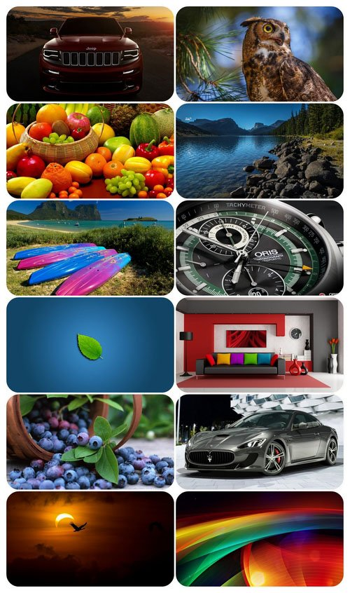 Beautiful Mixed Wallpapers Pack 551