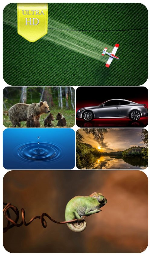Ultra HD 3840x2160 Wallpaper Pack 170