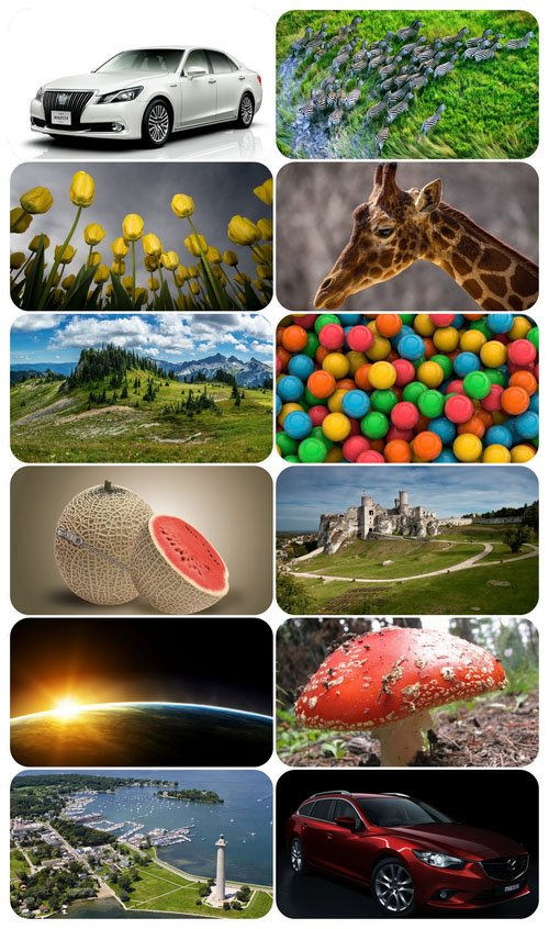 Beautiful Mixed Wallpapers Pack 555