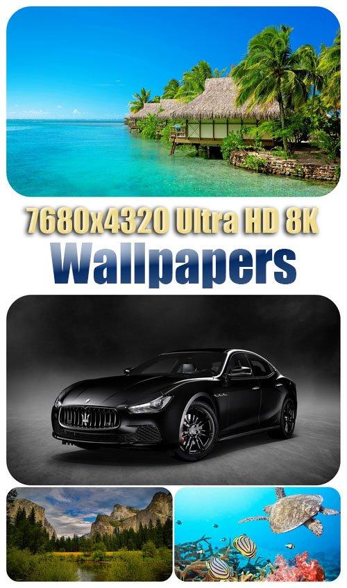 7680x4320 Ultra HD 8K Wallpapers 69