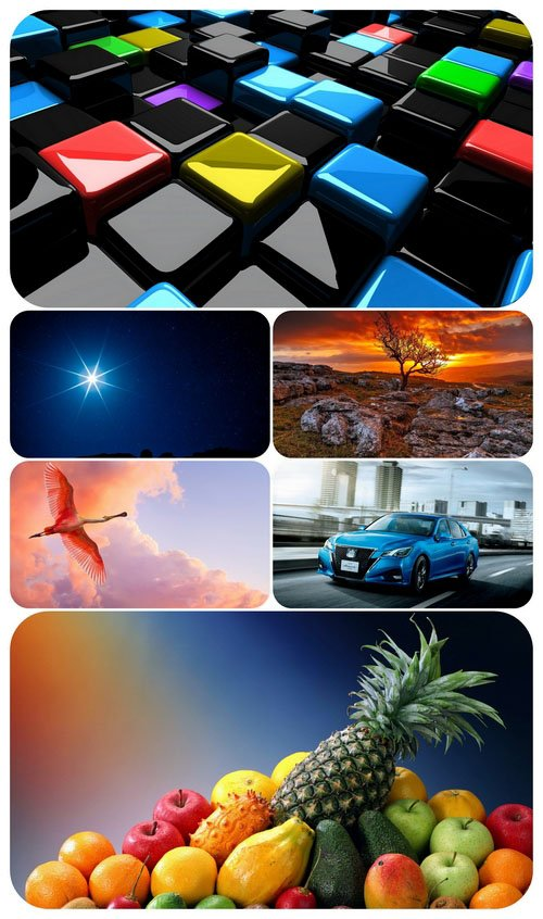 Beautiful Mixed Wallpapers Pack 560