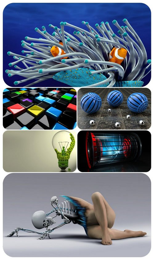 Wallpaper pack - Computer Graphics 13