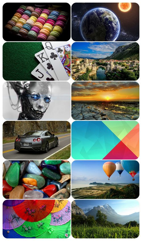Beautiful Mixed Wallpapers Pack 564