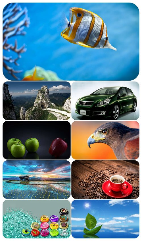 Beautiful Mixed Wallpapers Pack 568