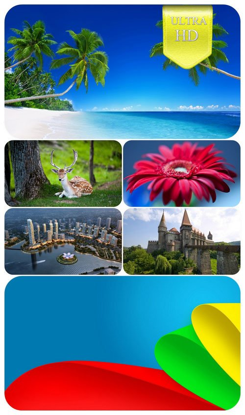 Ultra HD 3840x2160 Wallpaper Pack 179