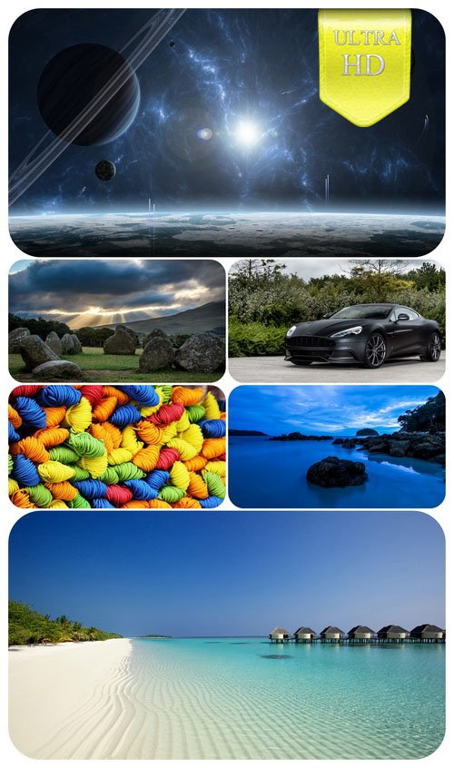 Ultra HD 3840x2160 Wallpaper Pack 183
