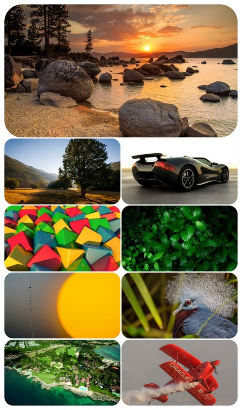 Beautiful Mixed Wallpapers Pack 579