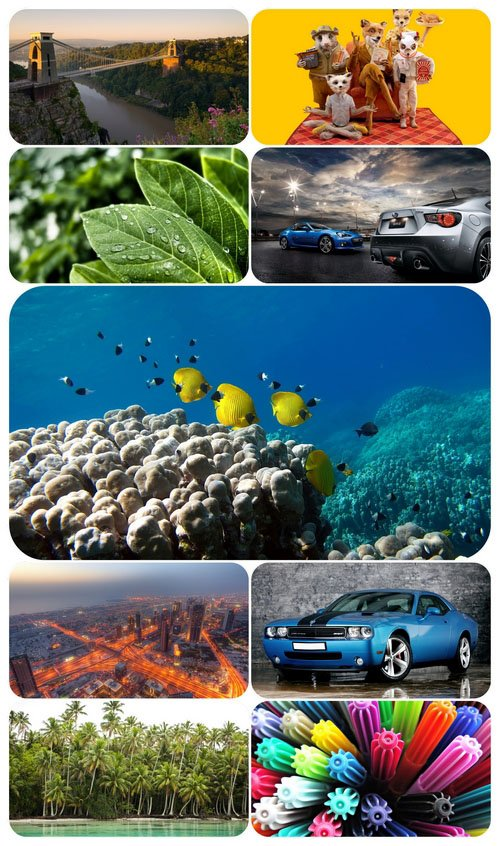 Beautiful Mixed Wallpapers Pack 581