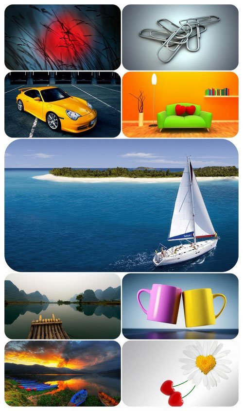 Beautiful Mixed Wallpapers Pack 584