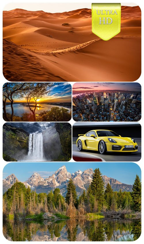 Ultra HD 3840x2160 Wallpaper Pack 189