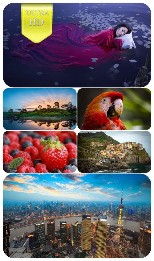 Ultra HD 3840x2160 Wallpaper Pack 190