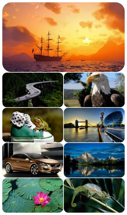 Beautiful Mixed Wallpapers Pack 588