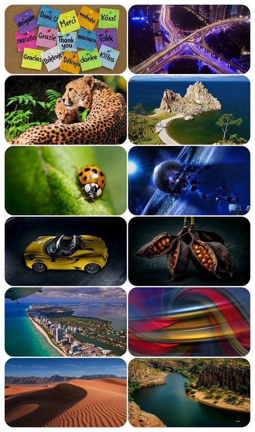 Beautiful Mixed Wallpapers Pack 589