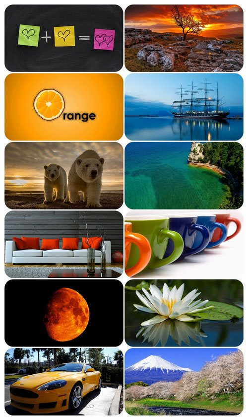 Beautiful Mixed Wallpapers Pack 593
