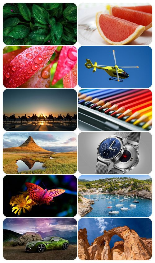 Beautiful Mixed Wallpapers Pack 595
