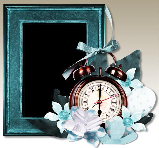 Онлайн рамка - Время вспять