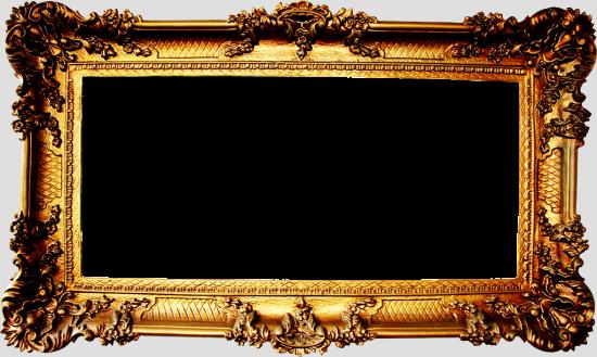Вставить фото в рамку онлайн - Багетная рамка