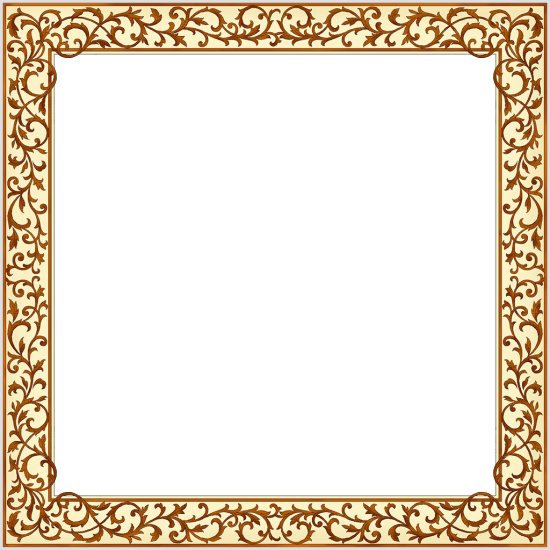 Вставить фото в рамку - Рамка