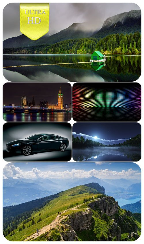Ultra HD 3840x2160 Wallpaper Pack 202