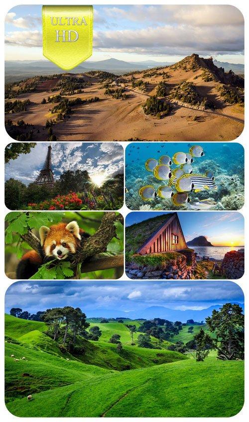 Ultra HD 3840x2160 Wallpaper Pack 203