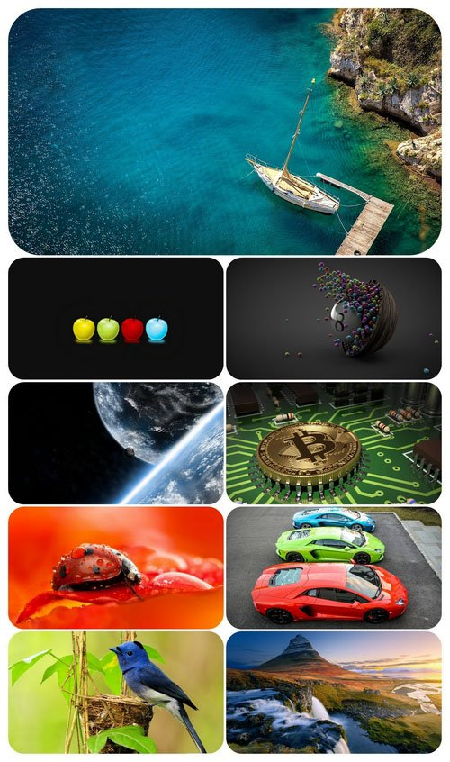 Beautiful Mixed Wallpapers Pack 602