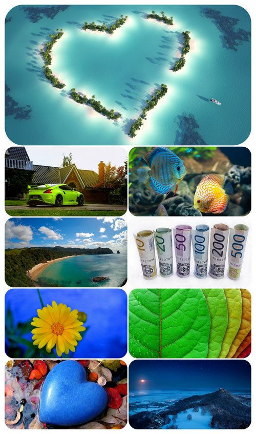 Beautiful Mixed Wallpapers Pack 606