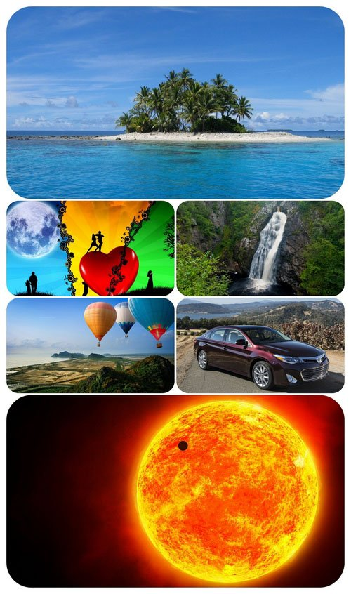 Beautiful Mixed Wallpapers Pack 607