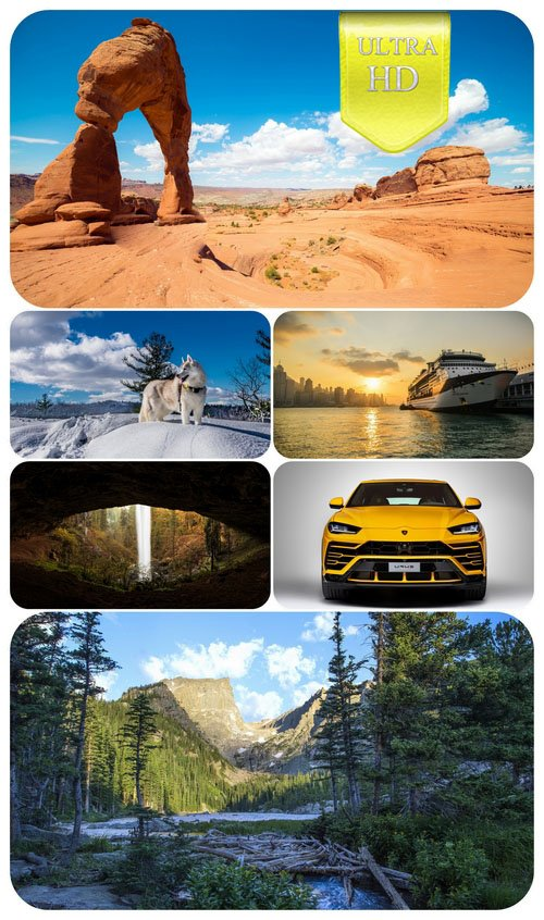 Ultra HD 3840x2160 Wallpaper Pack 211