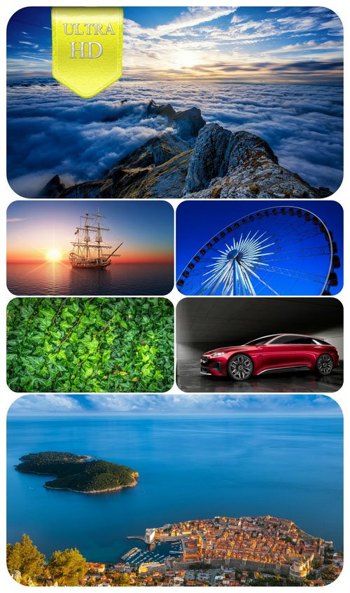 Ultra HD 3840x2160 Wallpaper Pack 213