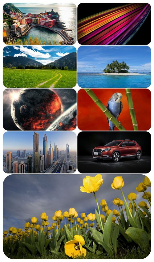 Beautiful Mixed Wallpapers Pack 613