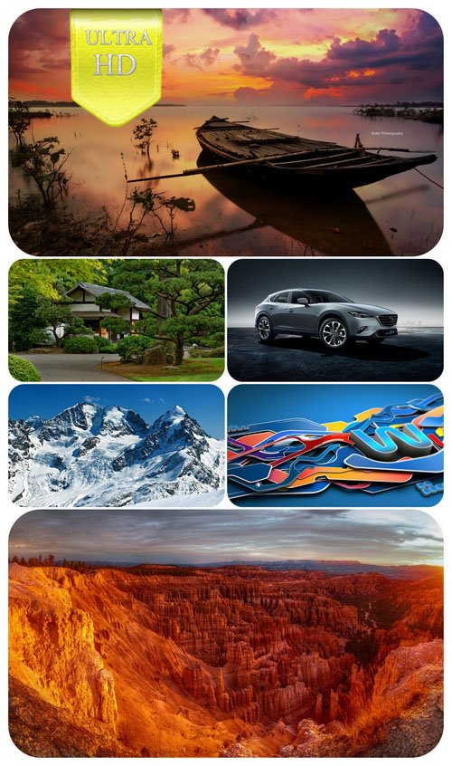Ultra HD 3840x2160 Wallpaper Pack 216