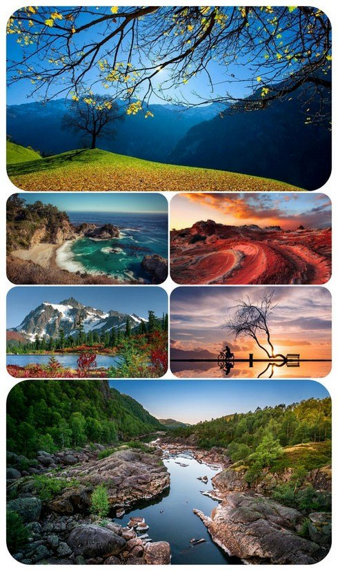 Most Wanted Nature Widescreen Wallpapers #378