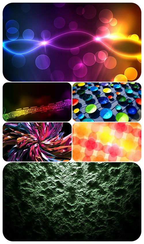Wallpaper pack - Abstraction 2