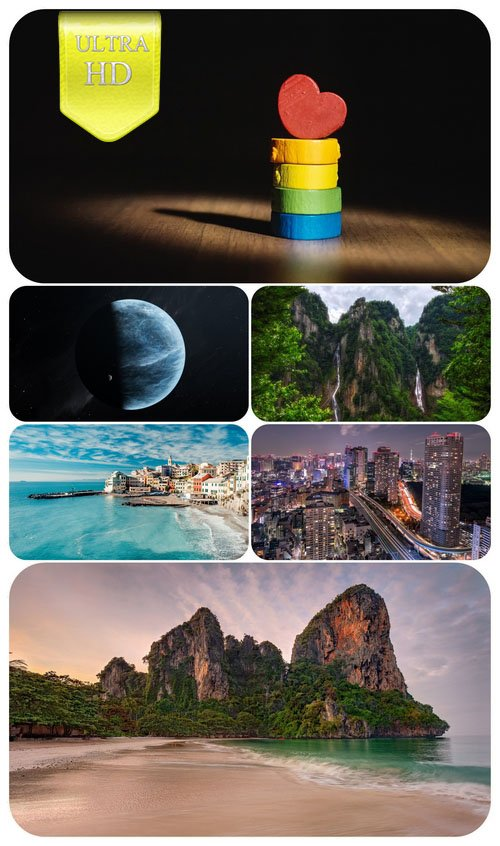Ultra HD 3840x2160 Wallpaper Pack 218